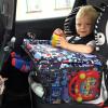 Как путешествовать с малышом на машине