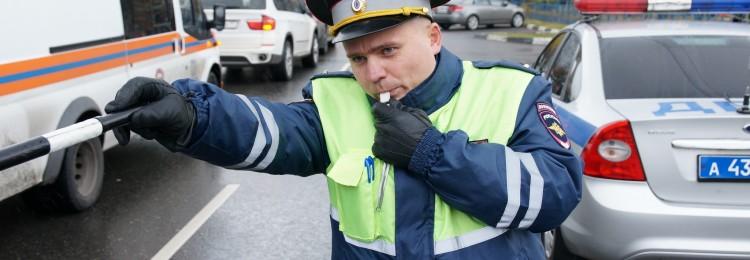 Незаконная остановка автомобиля инспектором. Что делать?