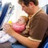 Секреты спокойных перелетов с маленькими детьми