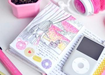 Как сделать личный дневник и что в нем писать