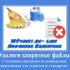Программа для удаления файлов которые не удаляются: быстро и на совсем