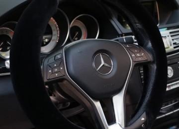 Украшаем руль автомобиля с помощью оплетки