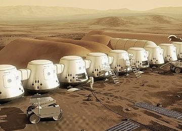 Билет на Марс – полет в одну сторону