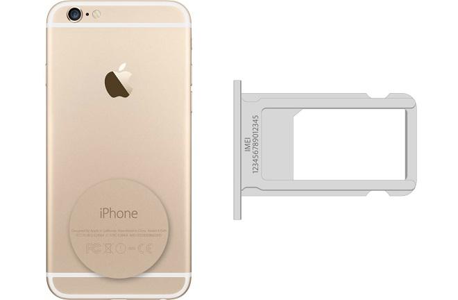 Найти iPhone по IMEI