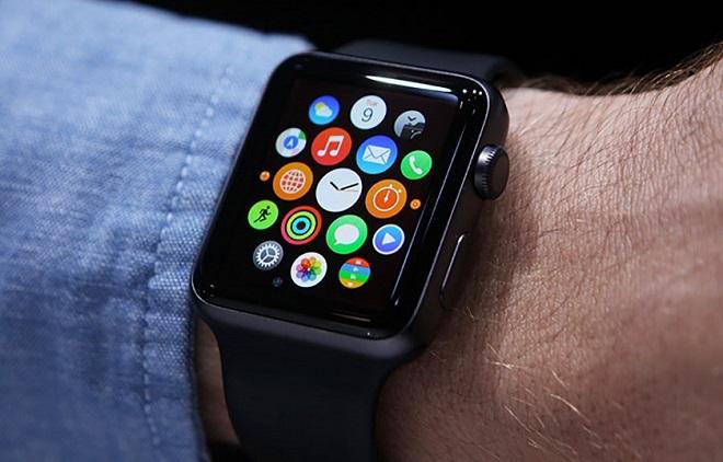 Поиск iPhone через Apple Watch