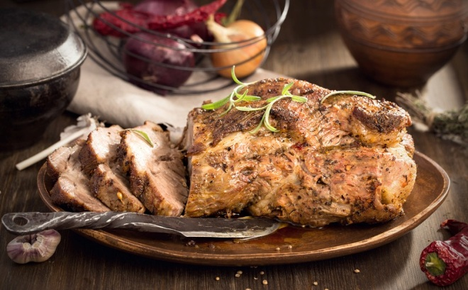 Пара советов о том, как правильно запечь большой кусок мяса