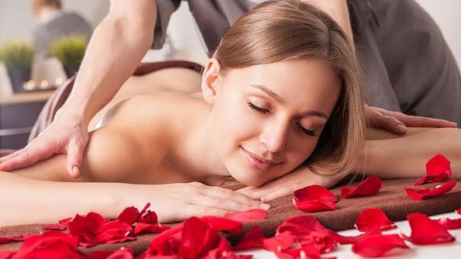 Расслабляющая и интимная обстановка