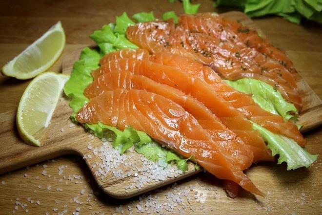 Виды засолки красной рыбы