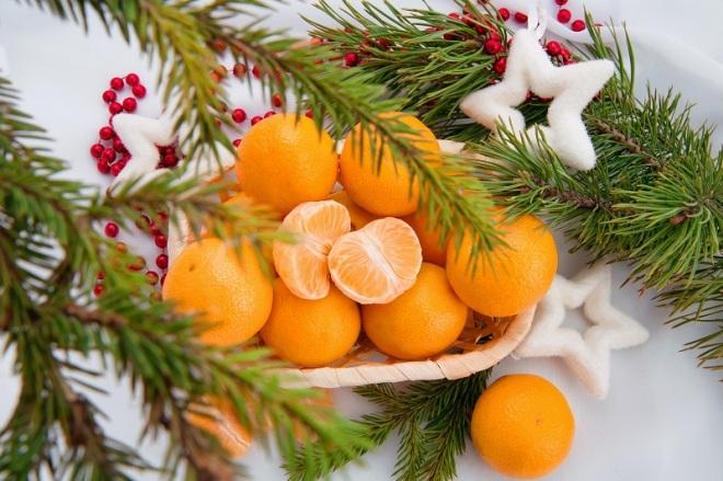 Как выбрать сладкие мандарины