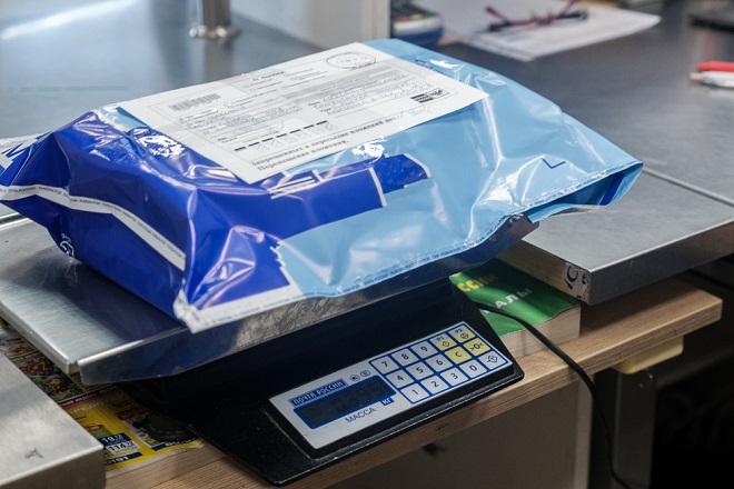 Получение посылки. Как оплатить?
