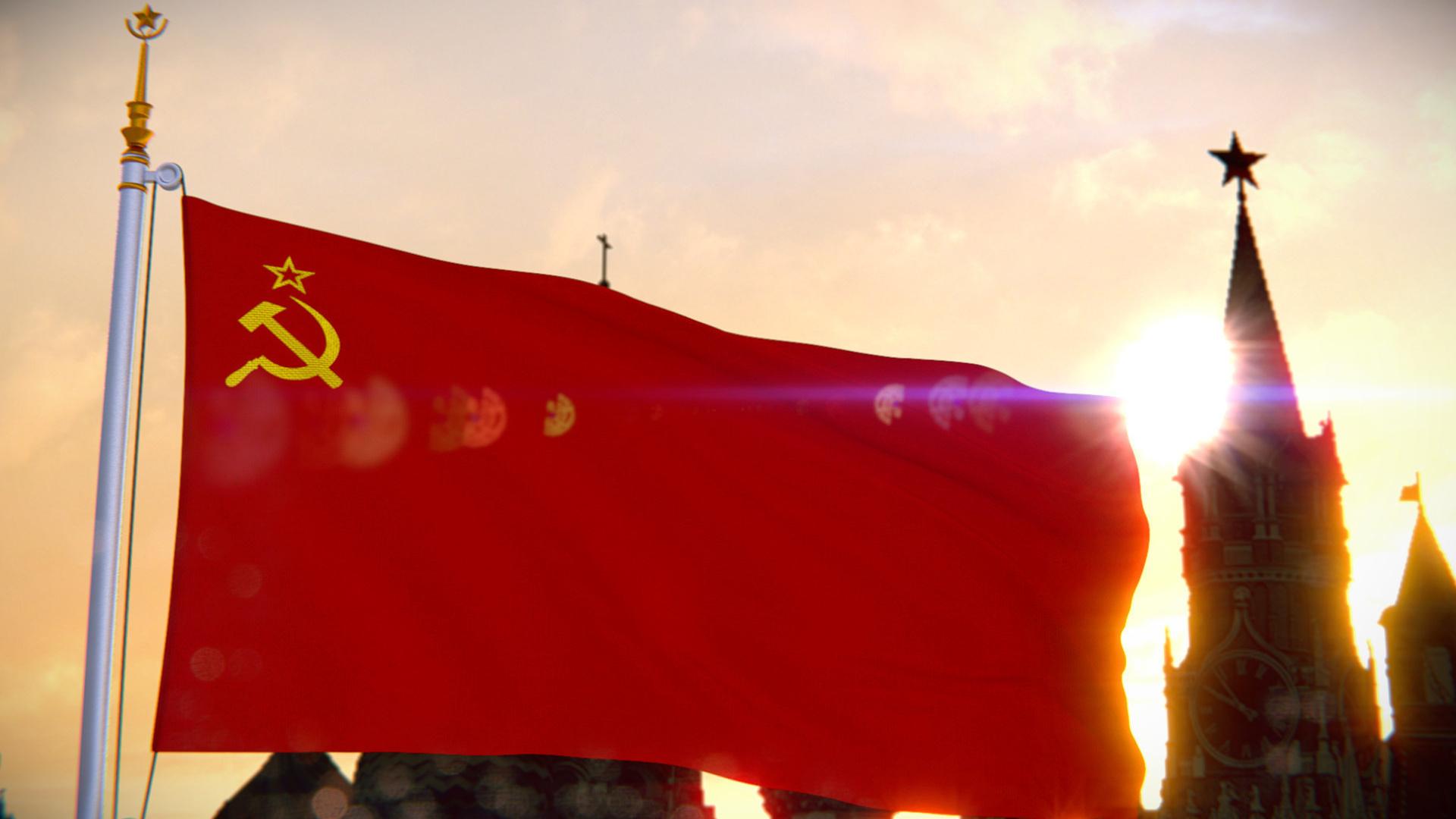 Почему и как образовался Советский союз?
