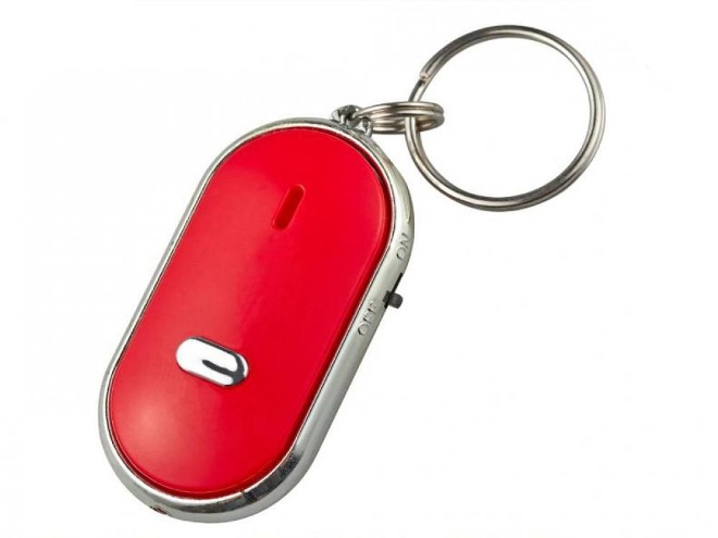 Брелок для ключей с функцией поиска