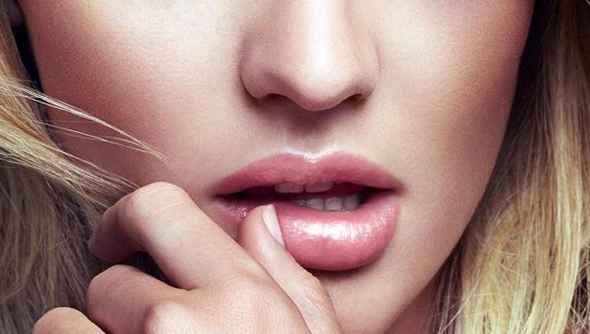 Чтобы губы не трескались