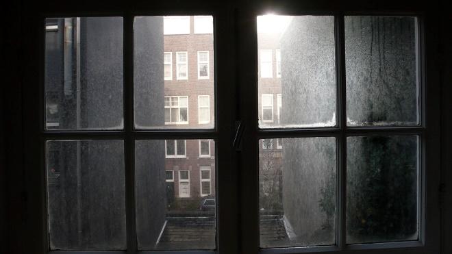 Если в окнах мутный вид