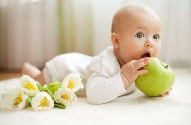 Профилактика гриппа для малышей