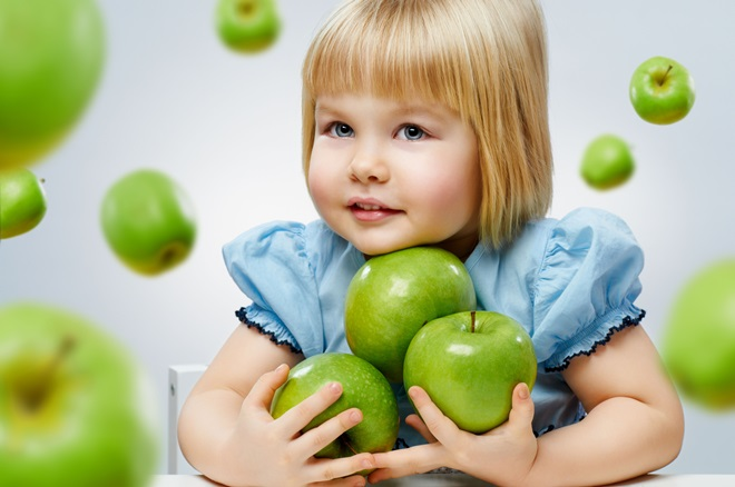 Как лучше всего давать витамины детям