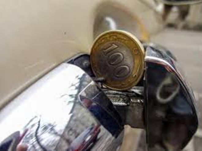 Монетка в дверях авто