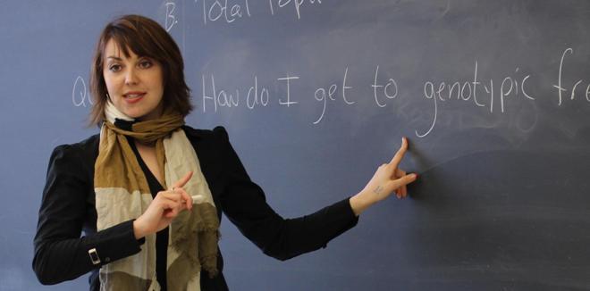 Учитель английского языка