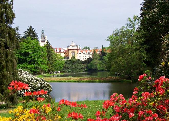Необычные места в Праге