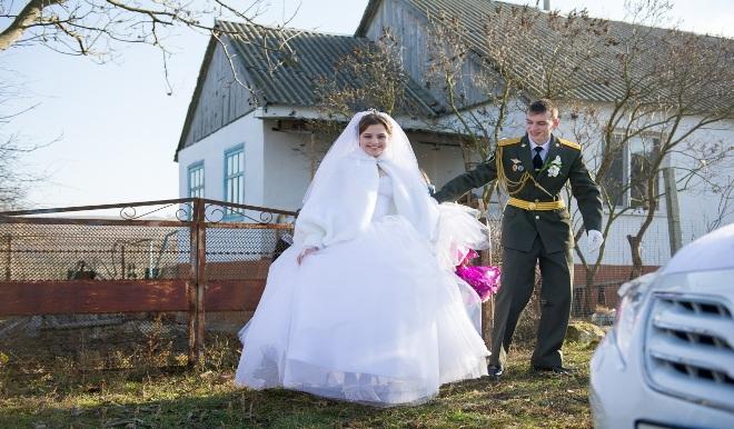 Бывали на свадьбе в деревне?