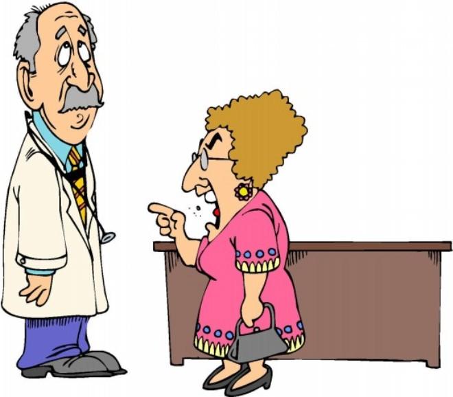 Исключительный случай из моей практики врача