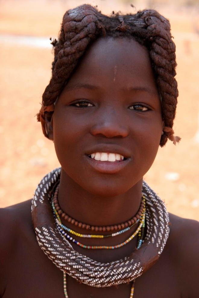Косметические секреты племени Химбу