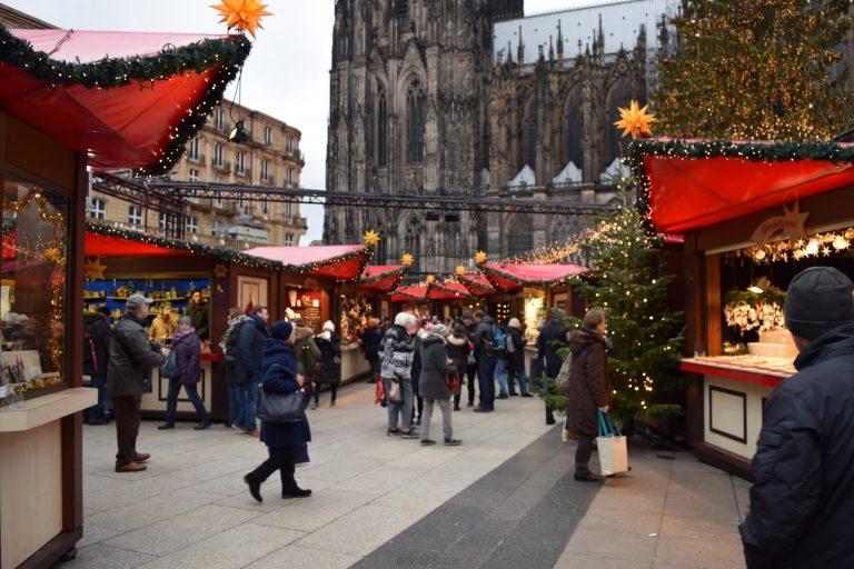 Очаровательные немецкие рождественские ярмарки