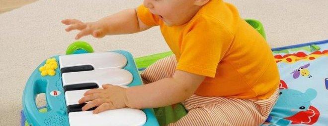 Помогают ли успокоить ребенка музыкальные игрушки
