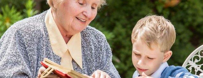 Бабушка или детский сад