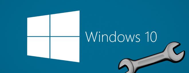 Как настроить windows 10