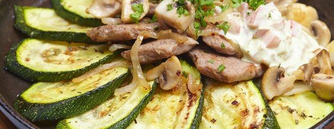 Что приготовить из кабачков