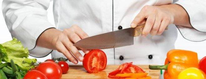 Хороший нож или умелые руки повара